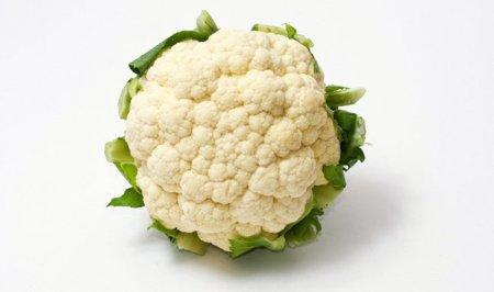 Coliflor: un alimento de temporada rico en vitamina C