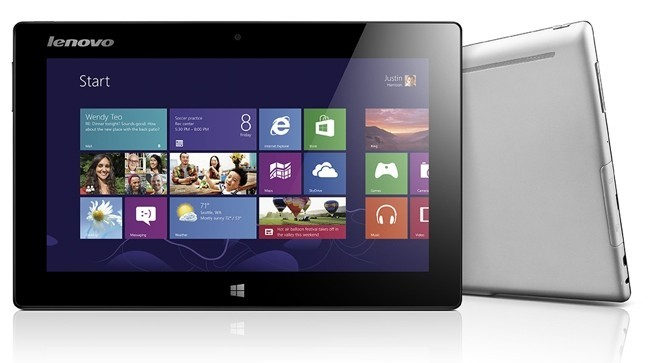 Lenovo Miix, tablet con Windows 8 y precio ajustado