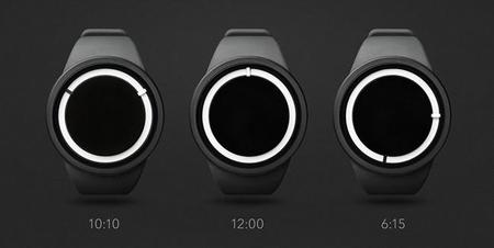 Un reloj conceptual y minimal: Eclipse de Ziiiro