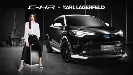 Toyota Ch R 2020 By Karl Lagerfeld 1