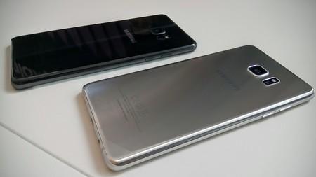 Samsung Galaxy Note 7 Colores