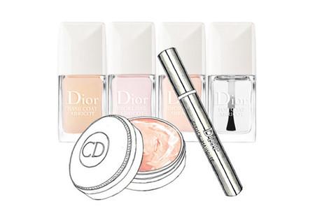 La manicure couture de Dior ahora en un estupendo set