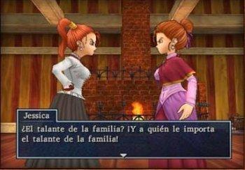 Web del Dragon Quest VIII en español