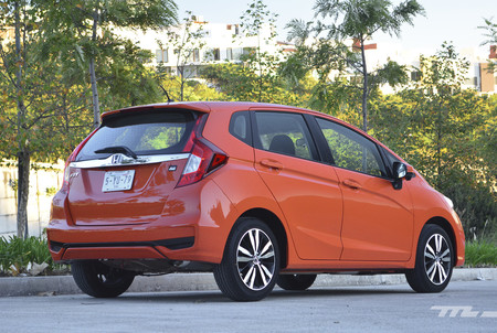 Honda Fit 1m Mexico 4