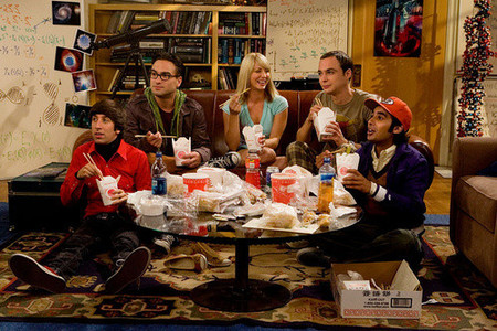 'The Big Bang Theory' y 'Dos hombres y medio', renovadas