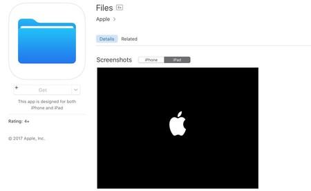 Esto no lo veíamos venir: ¿ha filtrado Apple un explorador de archivos para iOS 11? [Actualizado]
