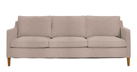 Sofa Tapizado De 3 Plazas Montreal Corte Ingles