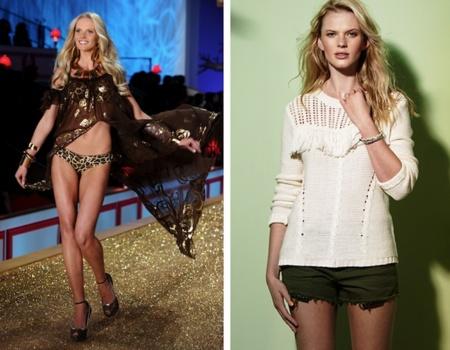 ¿Qué tienen en común Victoria's Secret y Blanco? Más de lo que pensáis...