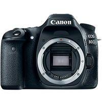 La EOS 80D de Canon, de importación en eBay sólo te cuesta 629,99 euros