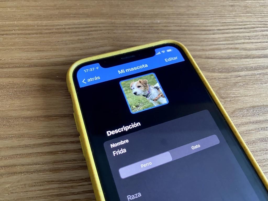 Cogui es una app para gestionar el día a día de tu mascota, con sus vacunas, desparasitaciones y más