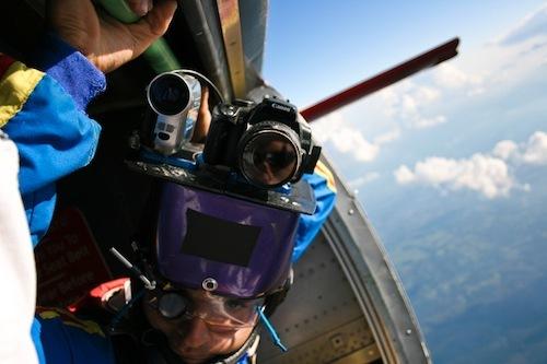 Foto de Una Canon EOS 350D que sobrevive a una caída de 900 metros (1/5)