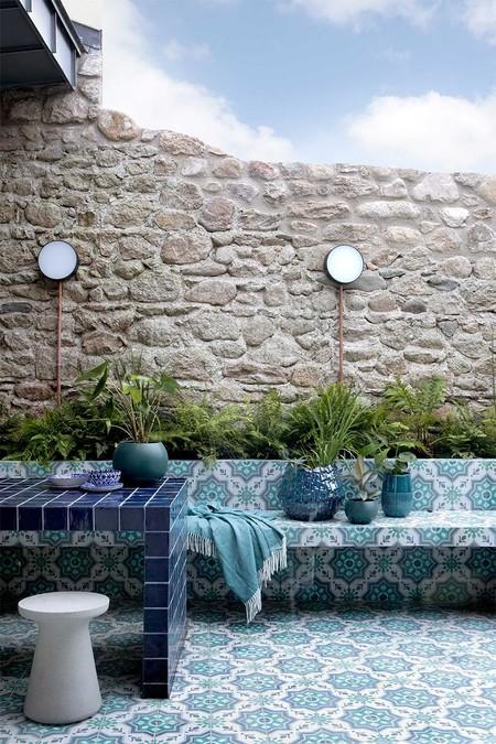 Azulejos Terraza