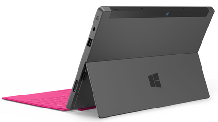 Windows 8, motor de cambio en el hardware: los tablets