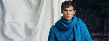 Invierno a punto: suéteres tejidos y gruesos para sobrellevar el frío de la temporada