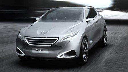 Peugeot adelanta las primeras informaciones del SxC concept