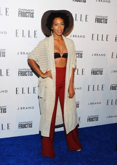 Solange Knowles Annual Women In Music Event