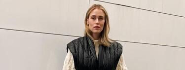 El chaleco acolchado es una prenda muy versátil para el invierno y estos nueve modelos así lo defienden