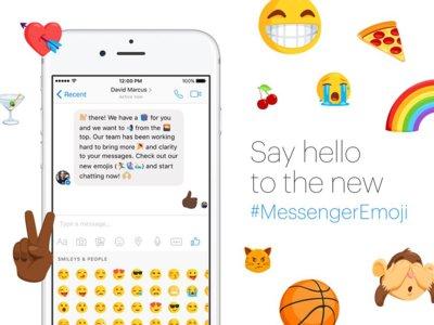 Facebook Messenger estrena más de 1.500 nuevos emojis: más igualdad de género y diversidad