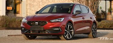 SEAT León 2021, al volante de un hatch que ruge alto en diversión, diseño... y precio