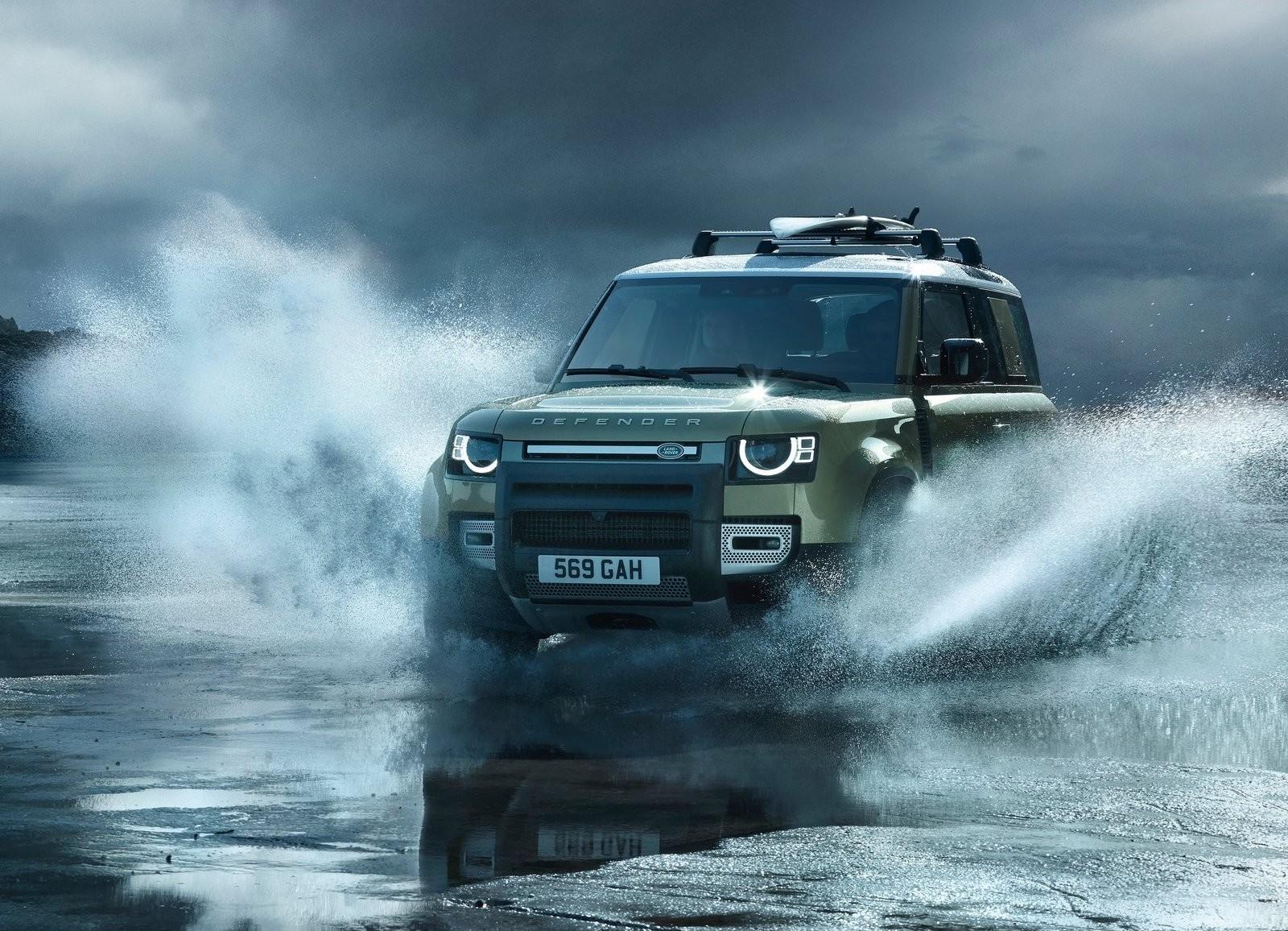 Foto de Land Rover Defender 2020 (28/60)