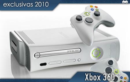 Xbox 360: las exclusivas de 2010
