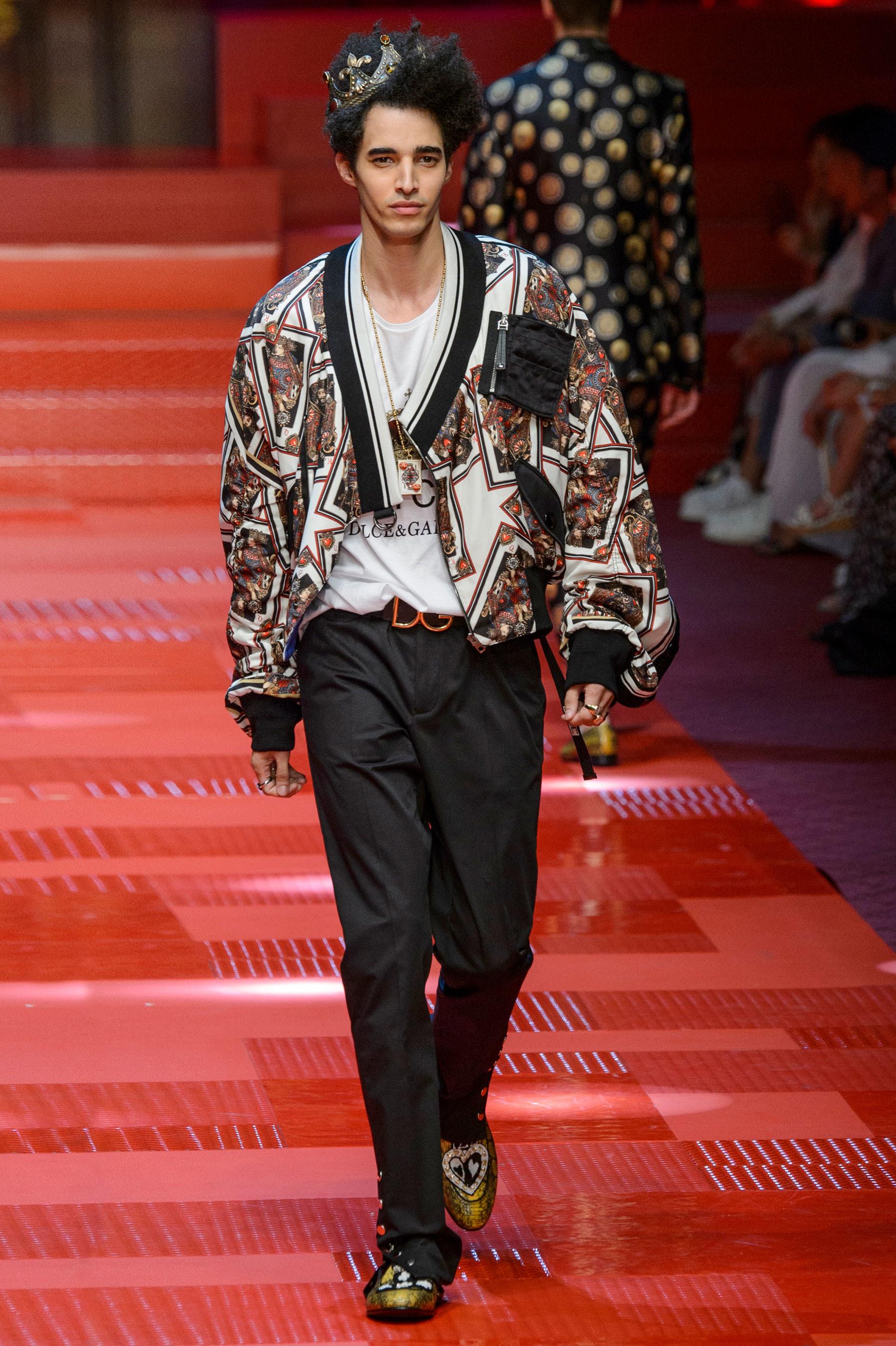 Foto de Dolce & Gabbana desfile (14/72)