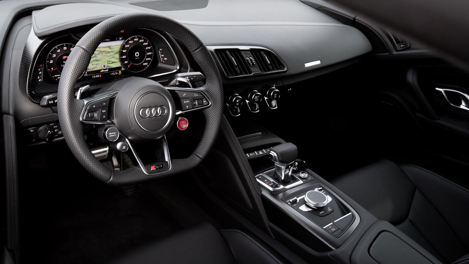 Foto de Audi R8 2019, toma de contacto (47/188)