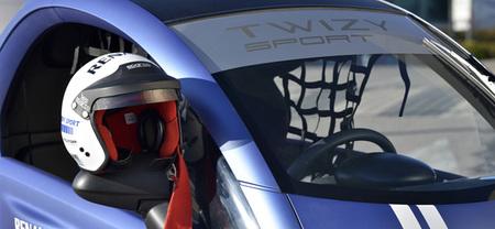 El Renault Twizy se pone el mono de carreras