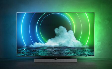 Philips apuesta en sus teles OLED para 2021 por el HDMI 2.1, mejoras en Ambilight y procesador de nueva generación