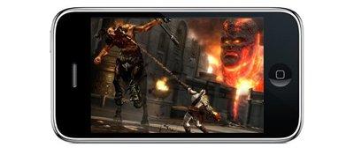 Jugando a PS3 en un iPhone. Vídeo