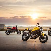 Si quieres probar la Ducati Monster 821 por la cara el 16 y 17 de diciembre sólo tienes que vivir en Barcelona