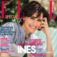 Inès de la Fressange, la top-model de los 80, celebra su 59 cumpleaños compartiendo sus secretos de belleza