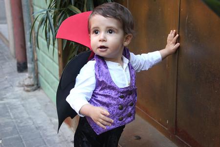 Disfraz Halloween Facil Barato Vampiro 2