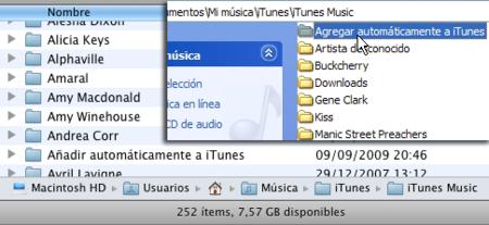 iTunes por fin añade canciones automáticamente