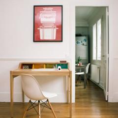 Foto 2 de 5 de la galería muebles-de-madera-con-detalles-de-color en Decoesfera