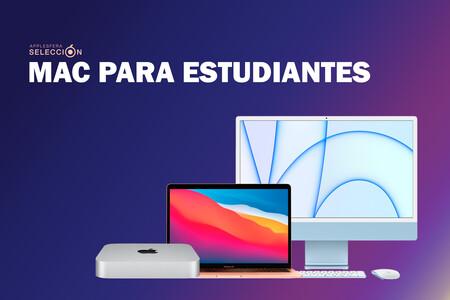 Qué ordenador Mac comprar para la vuelta a clase: recomendaciones y modelos a elegir