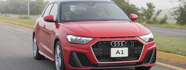 Manejamos el Audi A1 2020, un hatch que coquetea con el universo premium