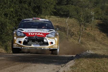 Citroën quiere un Mundial de Rallyes más compacto