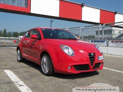 El Alfa Mito podría recibir el motor Twinair en 2012