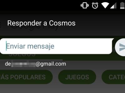 Hangouts 7.0 para Android ahora te permite responder directamente desde la notificación