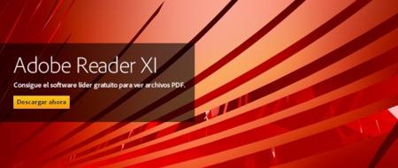 Ya está disponible Adobe Acrobat XI y también Reader XI para descargar