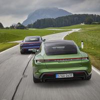 El Porsche Taycan podría bajar su tiempo en Nürburgring: sigue la batalla por ser el coche eléctrico más rápido