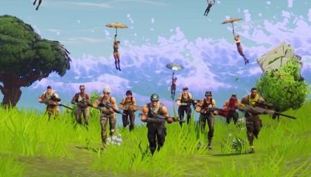 ASUS Rog Army será el siguiente en tener un equipo de Fortnite: Battle Royale