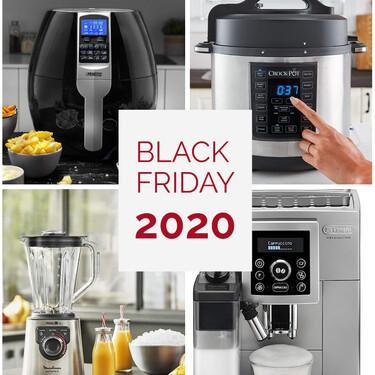 Black Friday 2020: mejores ofertas en robots de cocina, ollas programables, de cocción lenta y pequeños electrodomésticos