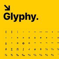 Glyphy, una sencilla y útil web que nos permite copiar en un solo clic caracteres y símbolos especiales