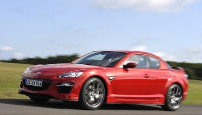 La normativa Euro 5 echará al Mazda RX-8 de Europa