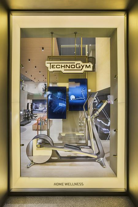Technogym Boutique En Madrid Maquinas Entrenamiento De Diseno Deporte Y Lujo Unidos 4