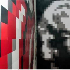 Foto 3 de 7 de la galería feria-habitat-valencia-2010-haz-de-tu-pared-un-cuadro-con-pixels-xl en Decoesfera