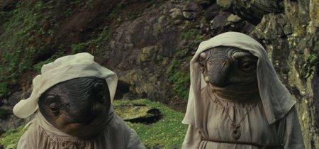 'Star Wars: Los últimos jedi' sufre una caída histórica en taquilla, y 'Jumanji' gana su particular guerra