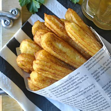 Siete originales recetas con patata para un picoteo al gusto de todos